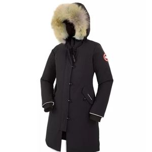 NWT Canada Goose Brittania Parka, Black